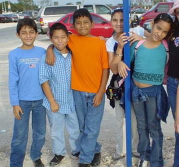 Los hispanos nacidos en los Estados Unidos son el grupo de hispanos de más rápido crecimiento en la nación.